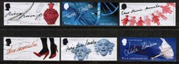 2010 Finland, Well-known Women, Complete Used Set.