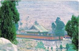 19391. Postal TAIYUAN (Chna) 1983. The Convent Of De Founder Buddist - China