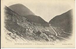 Environs De BUSSANG , Le Drumont Et Le Col De Bussang - Col De Bussang