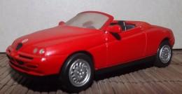 NEW RAY  - ALFA ROMEO SPYDER 1996 - Cars & 4-wheels