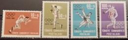 Turkey, 1964, Mi: 1924/27 (MNH) - Summer 1964: Tokyo