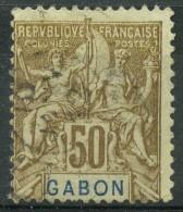 Gabon (1904) N 28 (o) - Gabon (1886-1936)