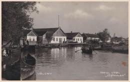 BASARABIA : VÂLCOV / VILKOVO / VYLKOVE - CARTE VRAIE PHOTO / REAL PHOTO POSTCARD - ANNÉE / YEAR ~ 1930 (v-055) - Ukraine