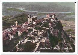 Repubblica S. Marino, Panorama - San Marino