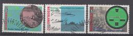 Pays-Bas 1987  Mi.nr: 1320-1322  100.Jahre Versteigerungssystem Für....  Oblitérés / Used / Gest. - 1980-... (Beatrix)