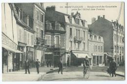 Montluçon Boulevard De Courtais - Montlucon