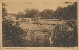 Bad Aachen - Rheuma - Tennis Court (KM 025 - Tennis