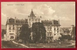 HBI-27 Lausanne  Hotel Royal.  Non Circulé - VD Vaud