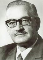 Borschette Albert ( 1920 - 1976) Juriste, Représentant Du Gr.D. Auprès Des Comm. Eur. - Cartes Postales