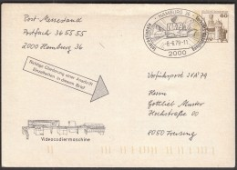 Germany Hamburg 1979 / Trains, Railway, Car, Bus, Ships / International Traffic Exhibition IWA ´79 - Coches