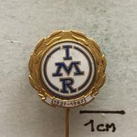 Badge (Pin) ZN002915 - Tractor (Traktor) Industrija Motora Rakovica (IMR) - Transportation