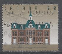 Canada 1994. Scott #1376 (U) Provincial Normal School, Turo, Nova Scotia - Used Stamps