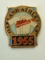 PIN´S BASEBALL - OAKLAND ATHLETIC'S 1955 - Baseball