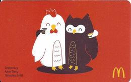 McDonalds Arch Card / Gift Card (No Actual Cash Value)