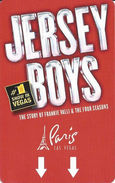 Paris Casino Las Vegas, NV - Hotel Keycards