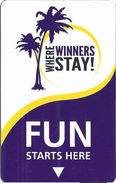 Wheeling Island Casino - Wheeling, WV - Hotel Room Key Card