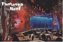 Harrah's Casino Atlantic City, NJ Fantasea Reef Buffet - Atlantic City