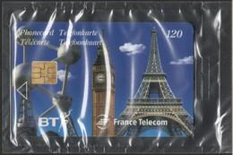 UK - Chip - Eurostar - EUR-003 - Blister - RR - Ver. Königreich