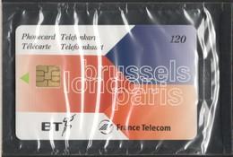 UK - Chip - Eurostar - EUR-005 - NOT Issued - Blister - RRR - Ver. Königreich