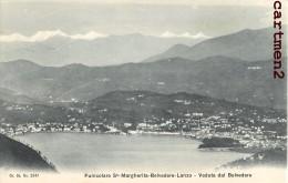 LANZO FUNICOLARE Sta-MARGHERITA BELVEDERE ITALIA - Non Classificati