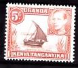 KUT, 1938, SG  133, MNH - Kenya, Uganda & Tanganyika