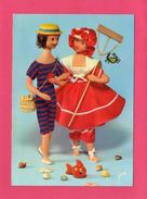 """LES POUPEES DE PEYNET, """"Comme Vous êtes Belle En Maillot De Bain"""", (Yvon)  N° 27 - Humour"""