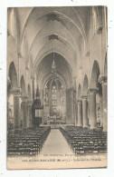 Cp , 49 , SAINT MACAIRE , Intérieur De L'église , Voyagée 1924 - Autres Communes