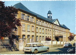 57 MONTIGNY LES METZ - L'Ecole Normale (série La Vallée De La Moselle) Citroën DS Break - Autres Communes