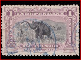Congo 0026A (o) - Congo Belge