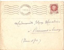 Montauban 1943 - Marcophilie (Lettres)