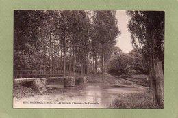 BARNEAU   BORDS DE L'YERRES   PASSERELLE - France