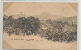 CPA La Guadeloupe - La Soufrière , Le Massif Vu Du Camp Jacob   C241 - Autres