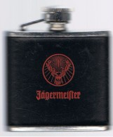 Flasque   8 Cm X 7 Cmx  2 Cm Stainless Steel   3 Oz   Décor Cerf - Whisky