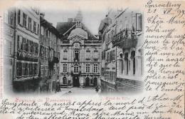 SOUVERNUR DE PORRENTRUY → Hotel De Ville 1899 - JU Jura
