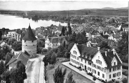 ZUG → Generalansicht Der Stadt Zug Aus Einer Anhöhe, Ca.1960 - ZG Zoug
