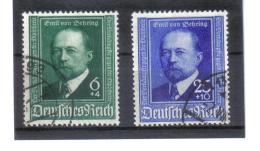 DEL1462  DEUTSCHES REICH 1940  MICHL  760/61  Used / Gestempelt Siehe ABBILDUNG - Deutschland