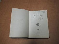 BIEKORF, Jaargang 1980 + 1981 Ingebonden - Revistas & Periódicos