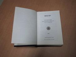 BIEKORF, Jaargang 1984 + 1985 Ingebonden - Tijdschriften