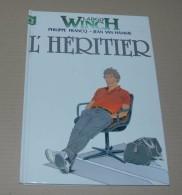 Largo Winch, L'héritier Et Le Groupe, Edition France Loisir De 1991 Voir Annonce - Largo Winch