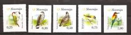 SLOVENIA 2016,NEW STAMPS 27.05, ANIMALS,FAUNA,BIRDS,,MNH - Slovenië