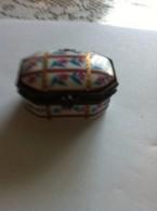 Petite Boites En Porcelaine - Boîtes/Coffrets