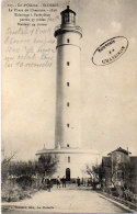 SAINT DENIS D´ OLERON - Le Phare Et Le Sémaphore De CHASSIRON  (91283) - Frankrijk