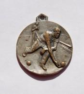 Pétanque (?) - Medaille 1950 - Bowls - Pétanque