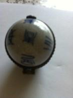 Petite Boite En Porcelaine - Boîtes/Coffrets