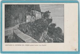 16 / 9 / 348  -  SANTUARIO   S.  CATERINA  DEL  SASSO,  PRESSO  LAVENO - Cinisello Balsamo