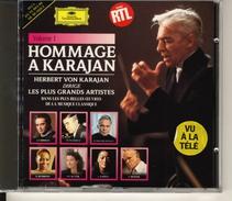 Hommage à Herbert Von Karajan Vol 1 - Klassik