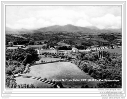 ABBAYE DE BELLOC URT VUE PANORAMIQUE - France