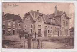 Eine, Eyne, La Gare, 2 Scans - Belgique