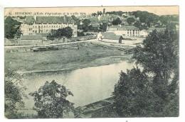 HENNEBONT - L'Ecole D'Agriculture Et La Vieille Ville - Hennebont