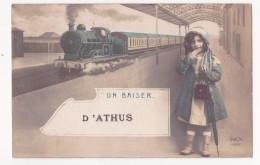 Athus: Un Baiser D'... - Aubange